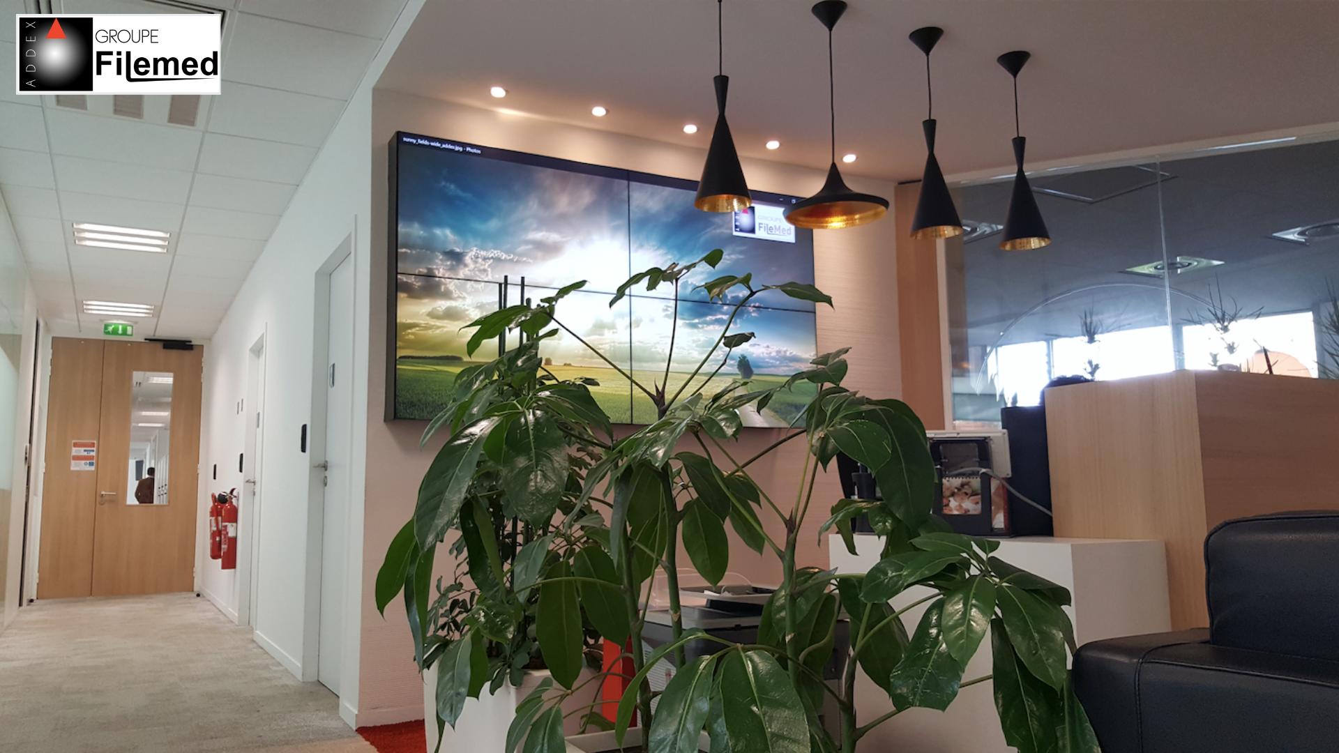 Intégrateur audiovisuel intégration intégration intégrateur ile de France île-de-France installation location distribution maintenance paris Yvelines équipement audio vidéo espace coworking informatique technique addex